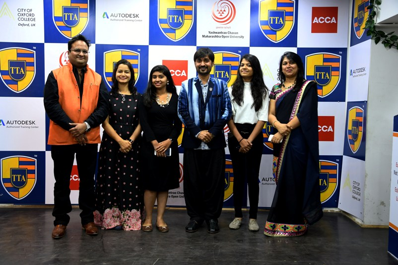 TTA's Fashion Design Student, Shrushti Mulage, Gets an Opportunity to Work on an Upcoming Sensational Movie 'Padmavati'
