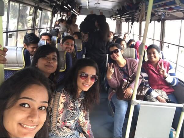 Trip to Mahabaleshwar