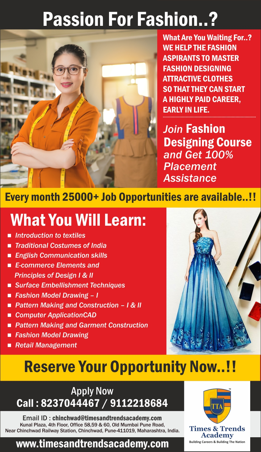 Chinchwad Landing Page Times And Trends Academy Tta