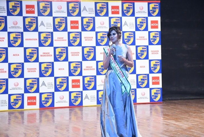 Prineeth Grewal , Mrs India Earth -2016 – First Impression Session