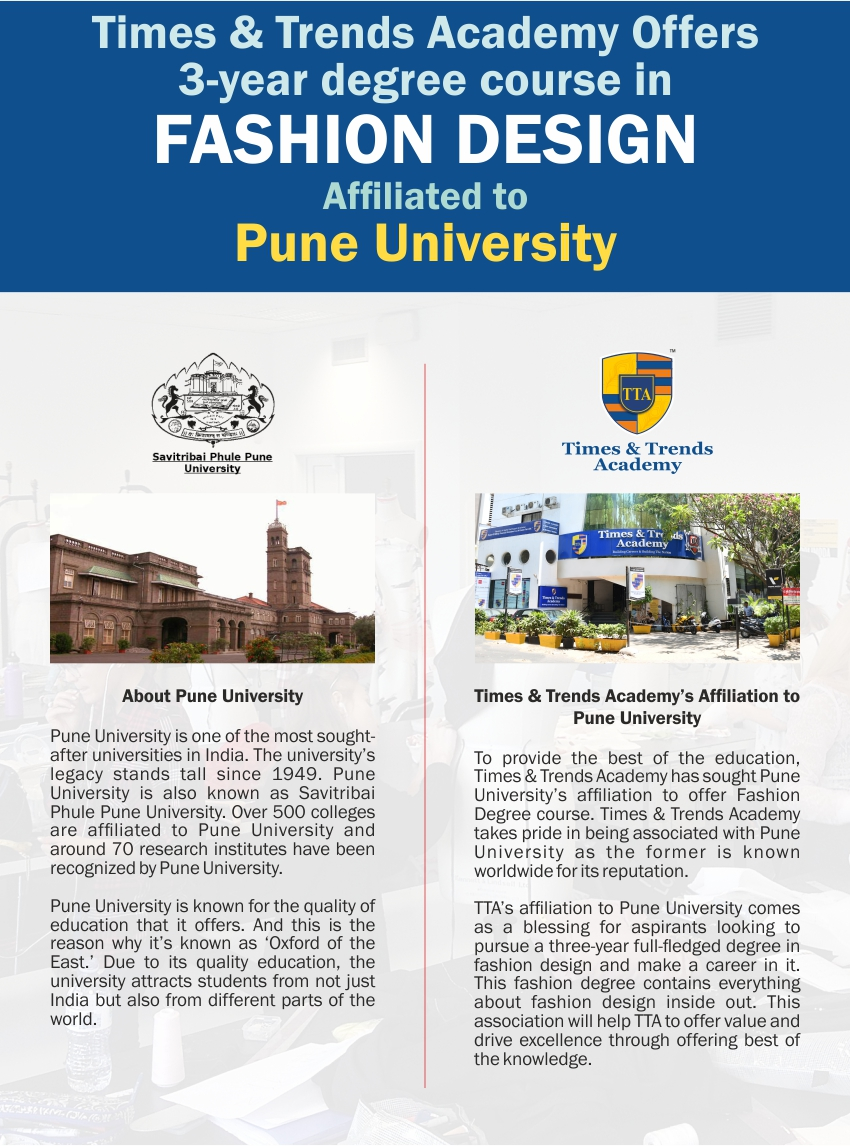 Fd Affiliated To Pune University Times And Trends Academy Tta