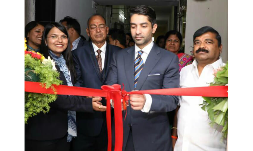 Abhinav Bindra Launches Times and Trends Academy's New Centre at Pimpri-Chinchwad, Pune