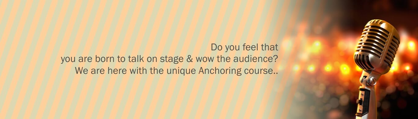 Anchoring Course