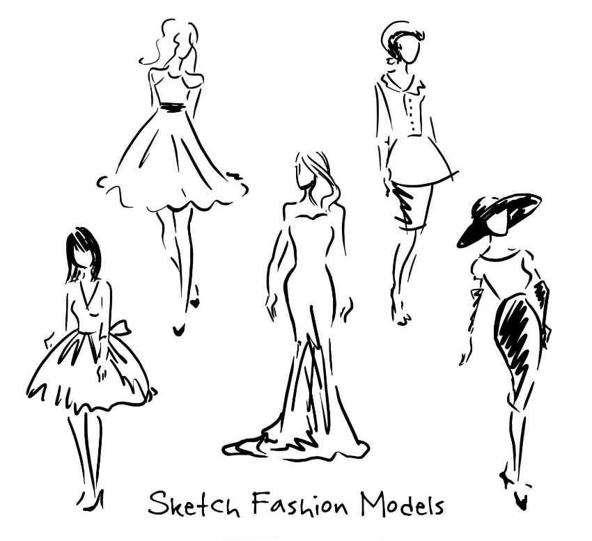 Curious About Fashion Illustration In Fashion Designing? Know It Here