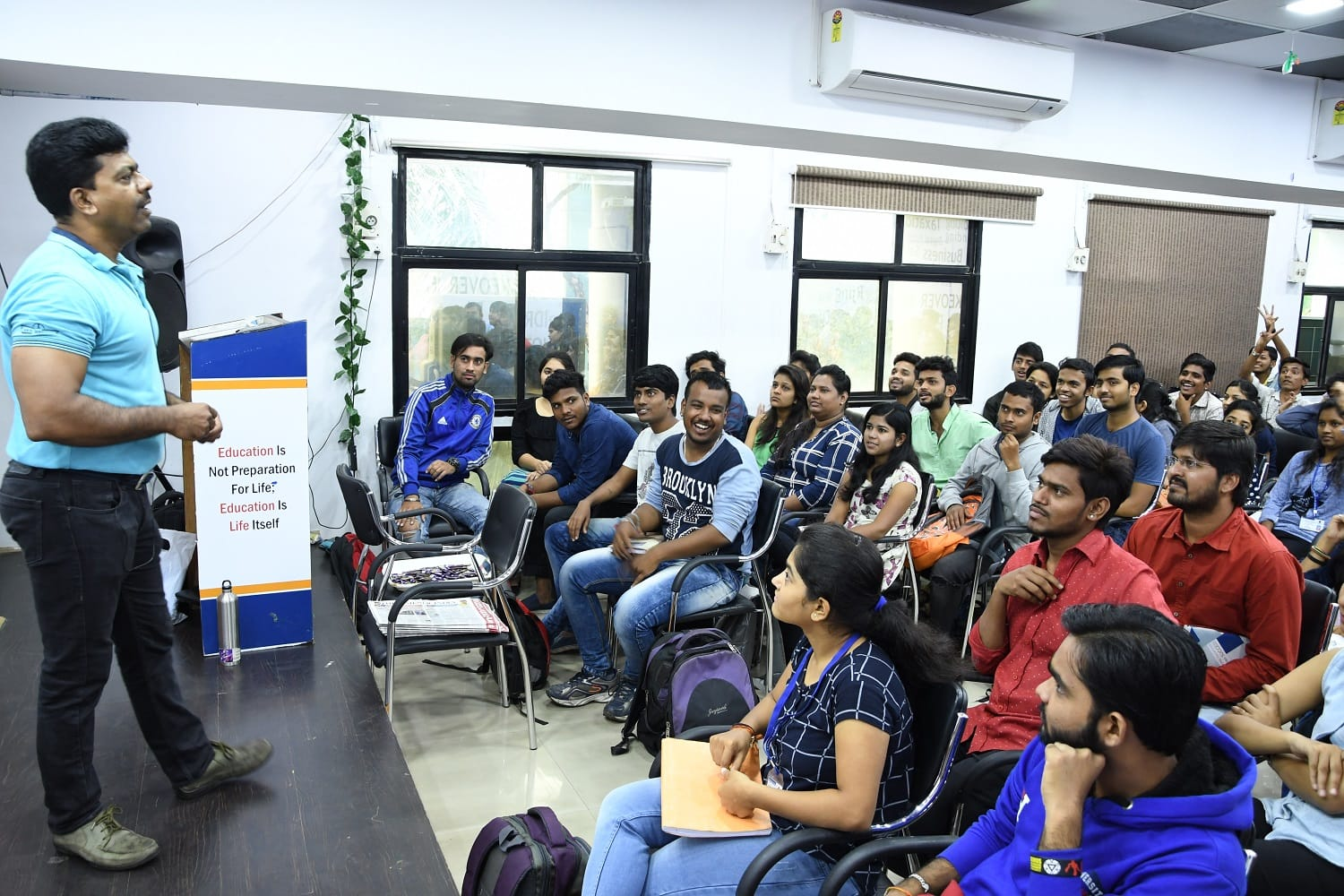 Voice Your Ideas Workshop for TTA Students – Part I