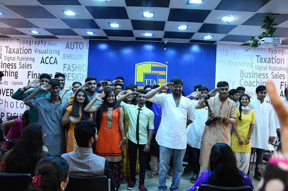Teacher's Day Celebration at Times & Trends Academy at Full Swing