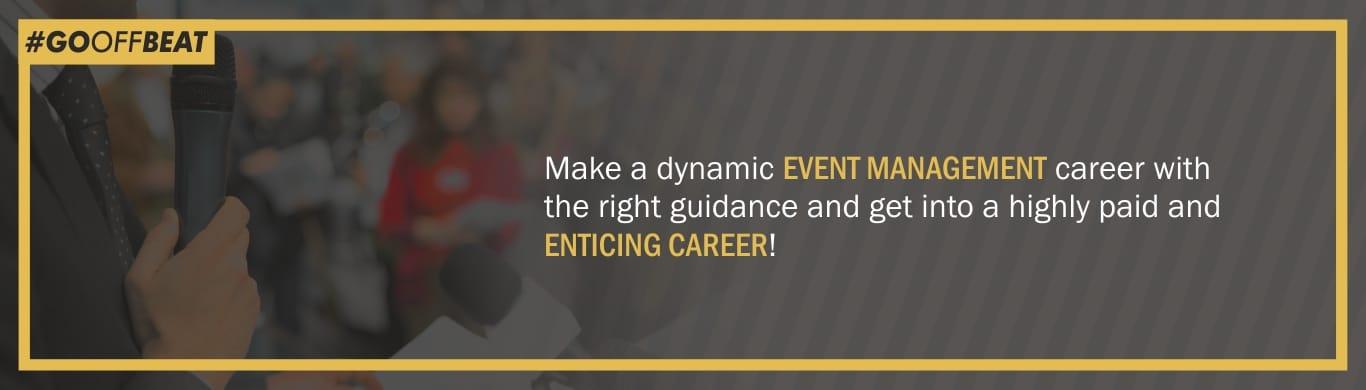Event Management Courses