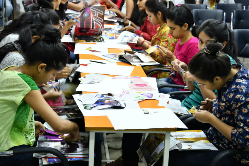 fashion designer workshop at times and trends academy
