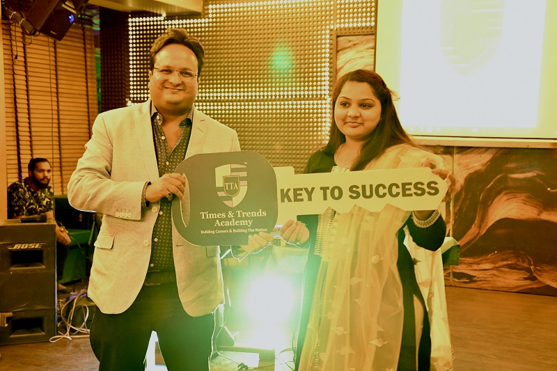 Times and Trends Academy Expands its  Footprint with a New Center in Gujarat