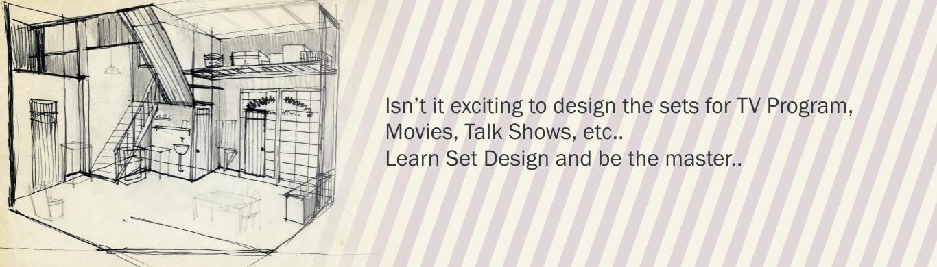 Set Design Course